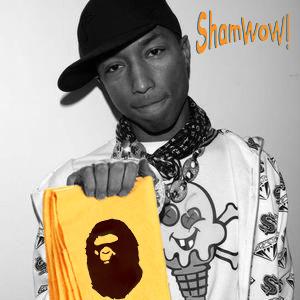 Pharrell ShamWow